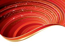 Red background Royalty Free Stock Photography