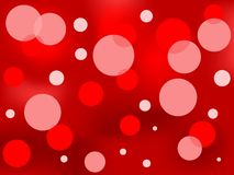 Red background. Red christmas seamless background Stock Photography