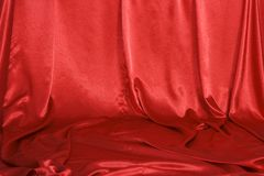 Free Red Background Royalty Free Stock Photography - 12525177