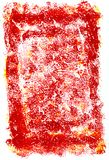 Red background. Abstract red painted grungy background Royalty Free Stock Photos