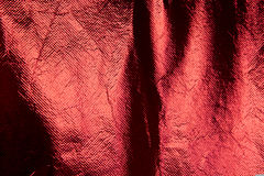 Red background. Red fabric for abstract background Stock Photo