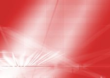 Red background. Red technical background Stock Image
