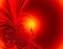 Red background. Red abstraction background for design Stock Photo