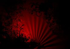 Red background. Black and reed stylish backgrounds Royalty Free Stock Photos