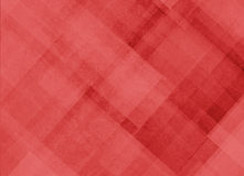 Red background with abstract diagonal lines and rectangle block shapes. Abstract red background pattern of diagonal shapes layered in angles diamonds rectangles Royalty Free Stock Images