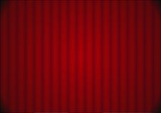 Red background - cdr format Royalty Free Stock Images