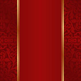 Red background Stock Images