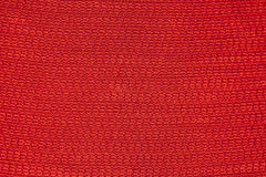 Red background fabric Royalty Free Stock Image