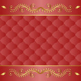 Red background Royalty Free Stock Image