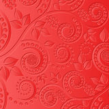 Red background Stock Photos