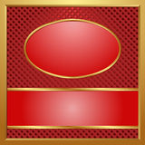 Red background Royalty Free Stock Images
