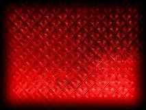 Red background with grunge vintage texture border design and red center.