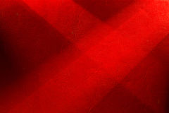 Red background illuminated from the left and right corner spotli Royalty Free Stock Photography