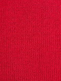 Red background (knitted fabric). Piece of woolen knitted fabric usable as background (vertical royalty free stock images