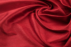 Red Background Luxury Cloth Or Wavy Folds Of Grunge Silk Texture Satin Velvet Royalty Free Stock Photo