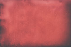 Red background of metal texture Stock Photography