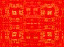 Red background pattern. Red and orange background pattern royalty free illustration