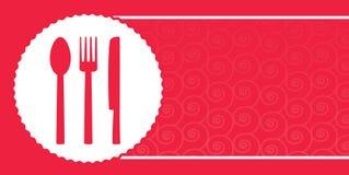 Background for restaurant menu Stock Photos