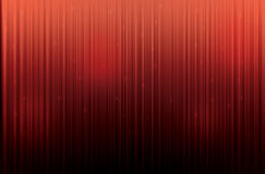 Red background rain. Warm image Stock Image