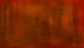 Red background. Rusty red color textured background Stock Images