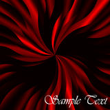 Red background with shiny material. Illustration of red background with satin material royalty free illustration