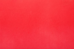 Red background, simple paper texture Stock Image