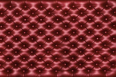 Red background of square shape, texture material Stock Image