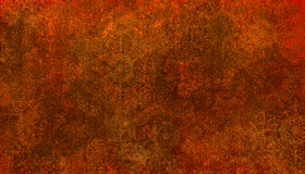 Red background texture. Red textured background with ornaments Royalty Free Stock Images