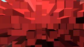 Red background. For valentine day Stock Illustration