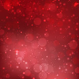 Red background for valentines  vector illustration Stock Images
