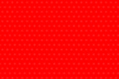 Red Background with White Stars Stock Photos