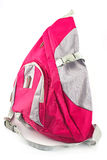 Red backpack Stock Photography
