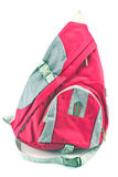 Red backpack Royalty Free Stock Photos