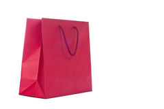 Red Bag Stock Photography