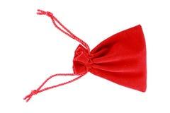 Red bag Royalty Free Stock Photos
