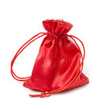 Red bag royalty free stock photography