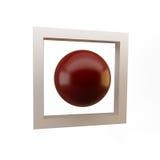 Red ball Stock Photos