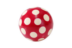 Red ball Stock Photography