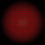 Red ball abstract background Royalty Free Stock Image