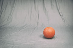 Red ball on background Stock Photos