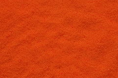 Red bath salt background Stock Photos