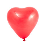 Red balloon heart Stock Photos