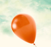 Red Balloon Royalty Free Stock Photo