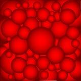 Red Balls Stock Photo