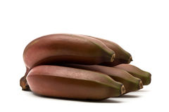 Red banana Royalty Free Stock Photos