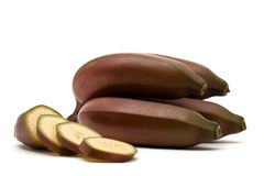 Red banana Royalty Free Stock Image