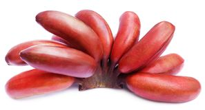 Red banana Royalty Free Stock Images