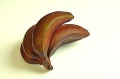 Red bananas Royalty Free Stock Photography