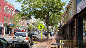 Red Bank in New Jersey. USA stock photos