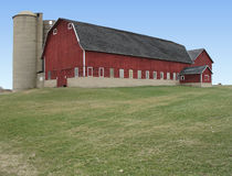 Free Red Barn Stock Photos - 655733